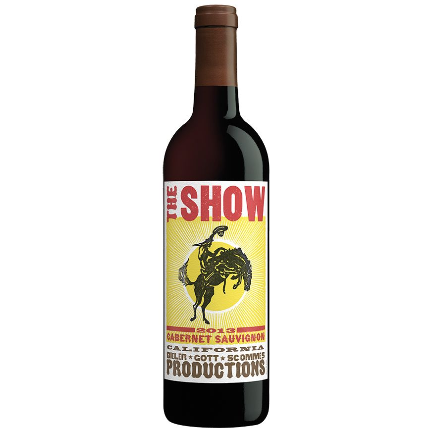The Show Cabernet Sauvignon 2014